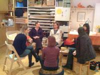 Tag der offenen Tür der Kreativpraxis-Berlin