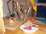 Kunsttherapie in der Kreativpraxis-Berlin von Regina Liedtke