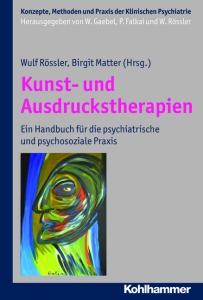 Handbuch: KUNST- UND AUSDRUCKSTHERAPIEN / KOHLHAMMER