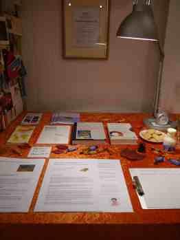 Info-Materialien, Kreativpraxis Liedtke